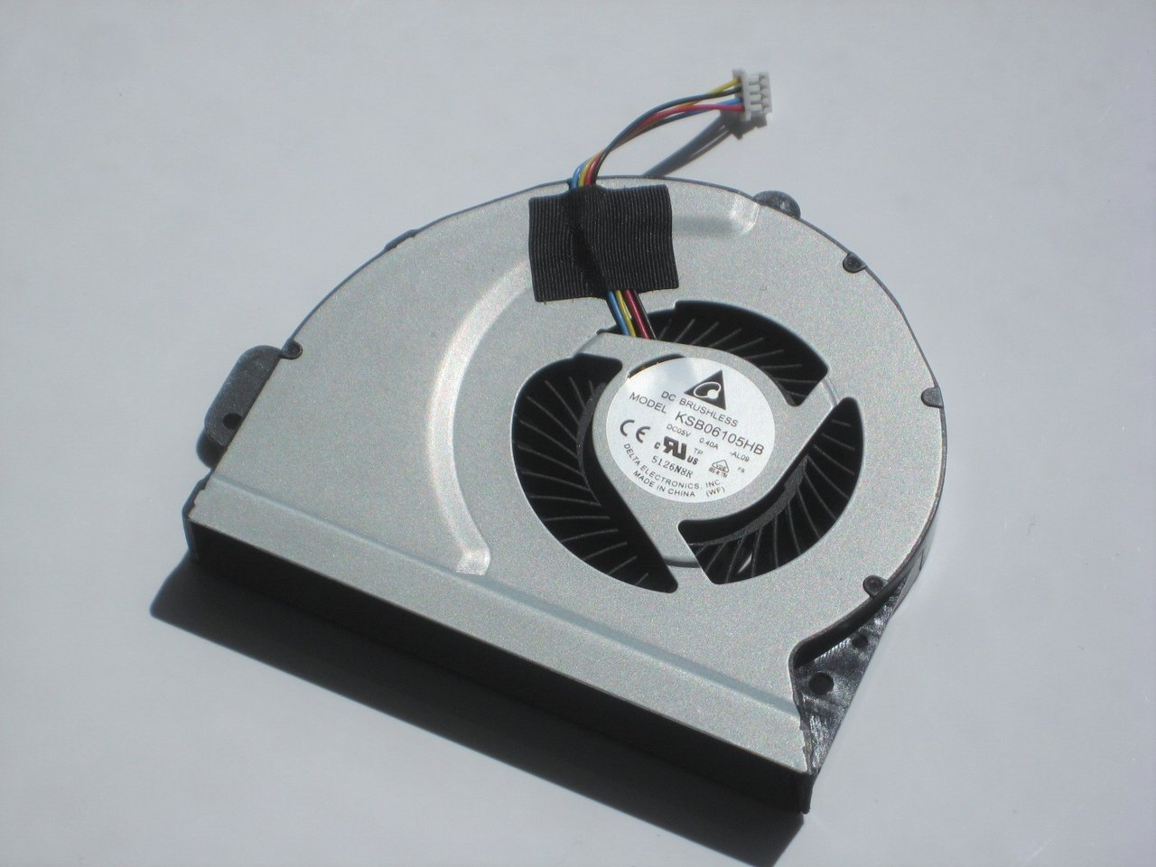 Delta KSB06105HB -AL09 Cooling FAN for ASUS Notebook