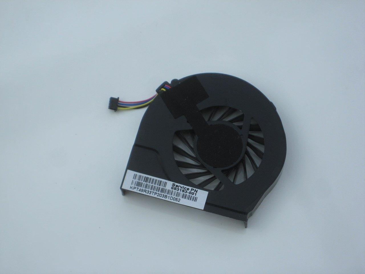 KIPO 055417R1S 683193-001 Cooling FAN for HP Notebook