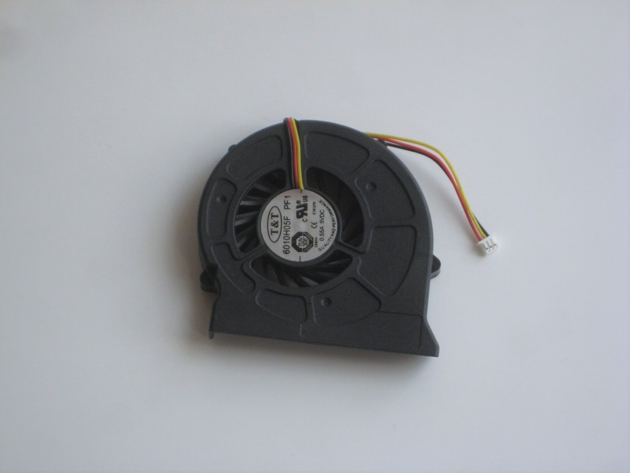 T&T 6010H05F PF1 Cooling FAN for MSI Notebook