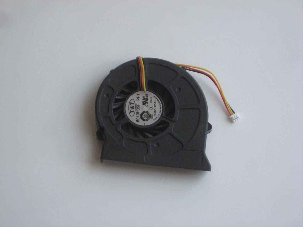 T&T 6010H05F PF1 Kühler Lüfter für MSI Notebook