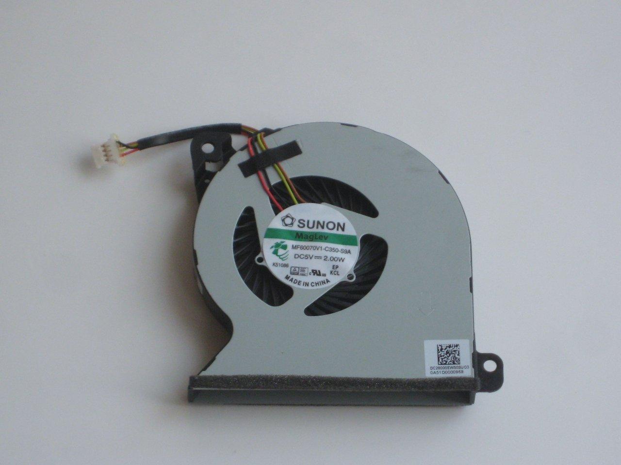 SUNON MF60070V1-C350-S9A Вентилятор ноутбук HP Probook 450 G2