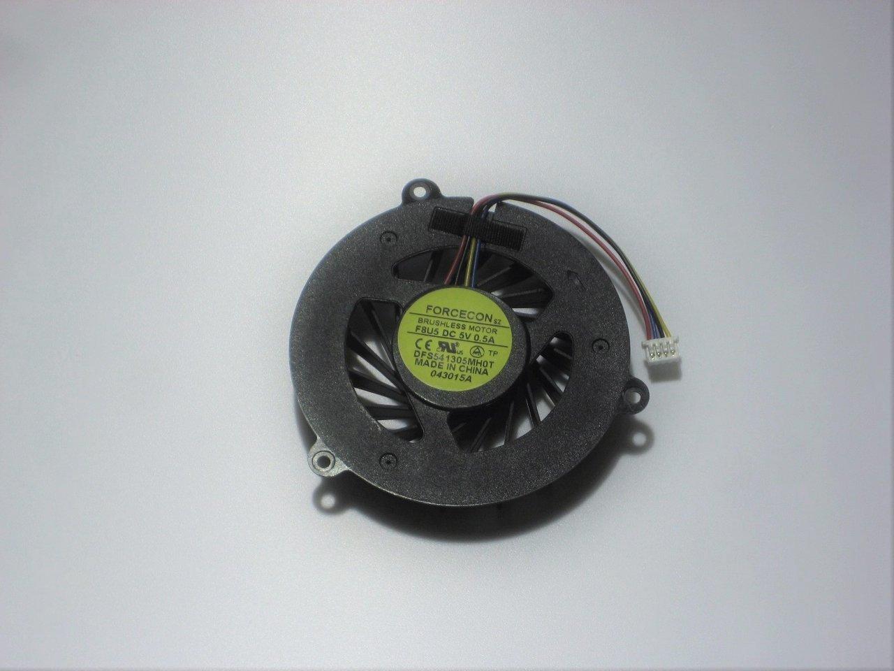 Forcecon DFS541305MH0T Kühler Lüfter für ASUS Notebook