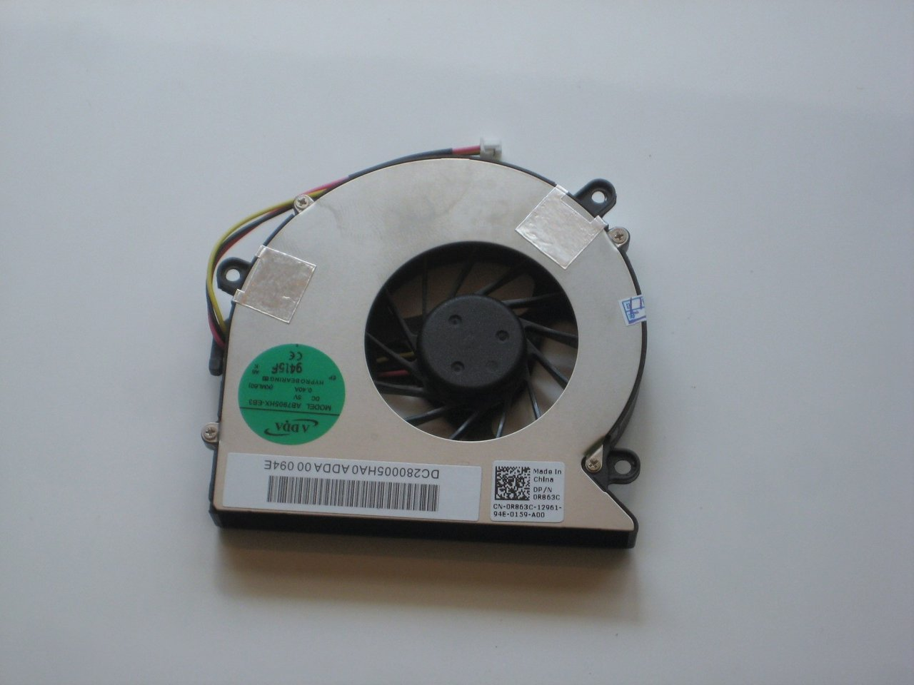 ADDA AB7805HX-EB3 Cooling FAN for ACER DELL Lenovo Notebook