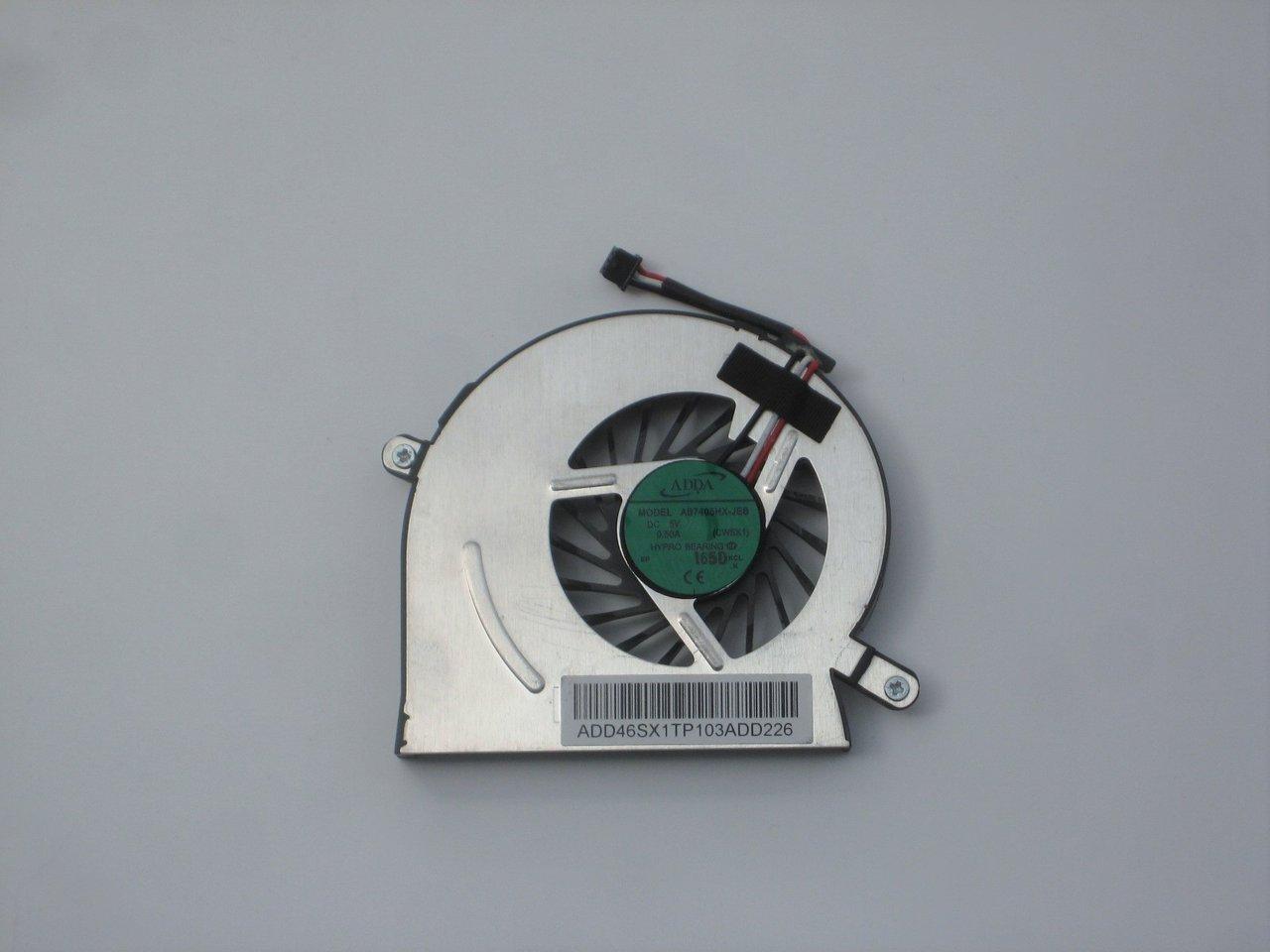 ADDA AB7405HX-JEB Kühler Lüfter für HP Probook 5220m Notebook