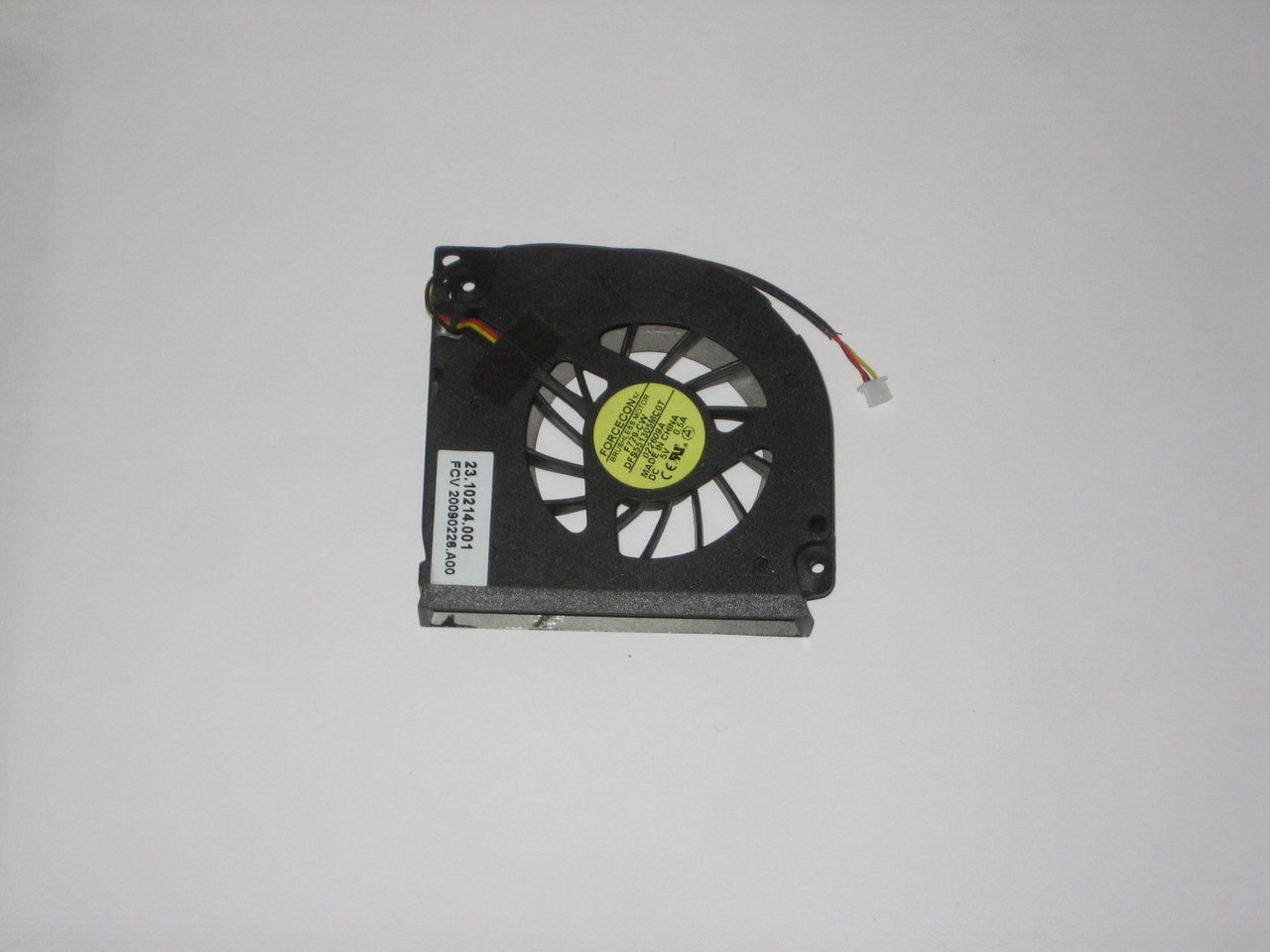 Forcecon F729-CW DFS551305MC0T Cooling FAN ACER DELL Fujitsu