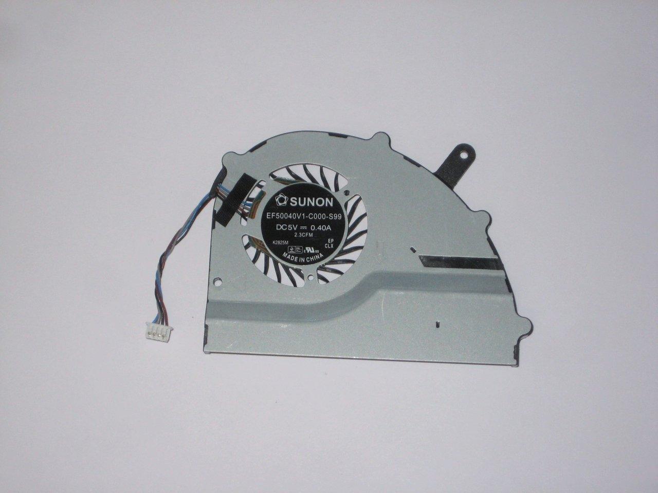 Sunon EF50040V1-C000-S99 Kühler Lüfter für Fujitsu Lifebook UH572