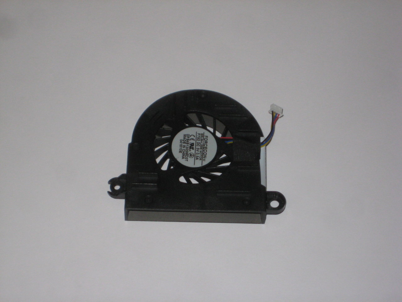 Forcecon DFS481305MC0T F792 Cooling FAN for HP Elitebook