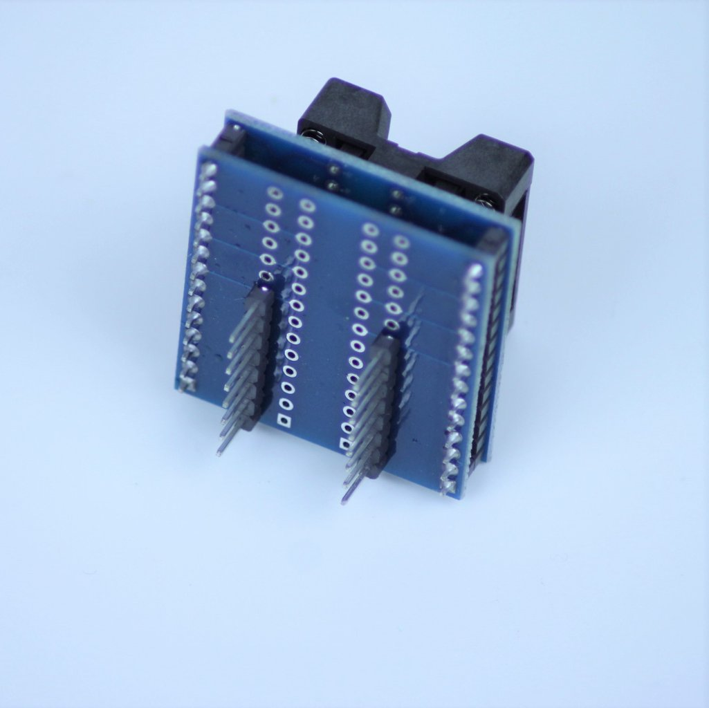 Programming adapter DIP for SOIC16