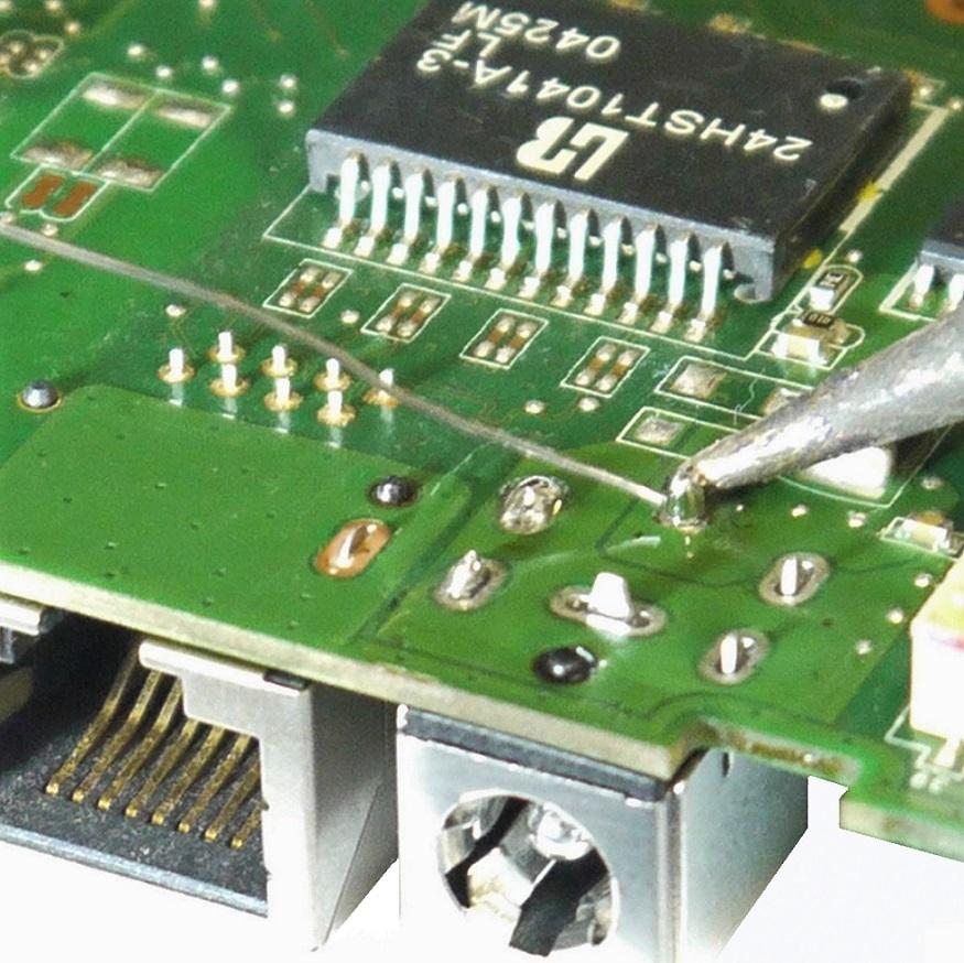 Reparatur Austausch Service für Strombuchse / Netzbuchse