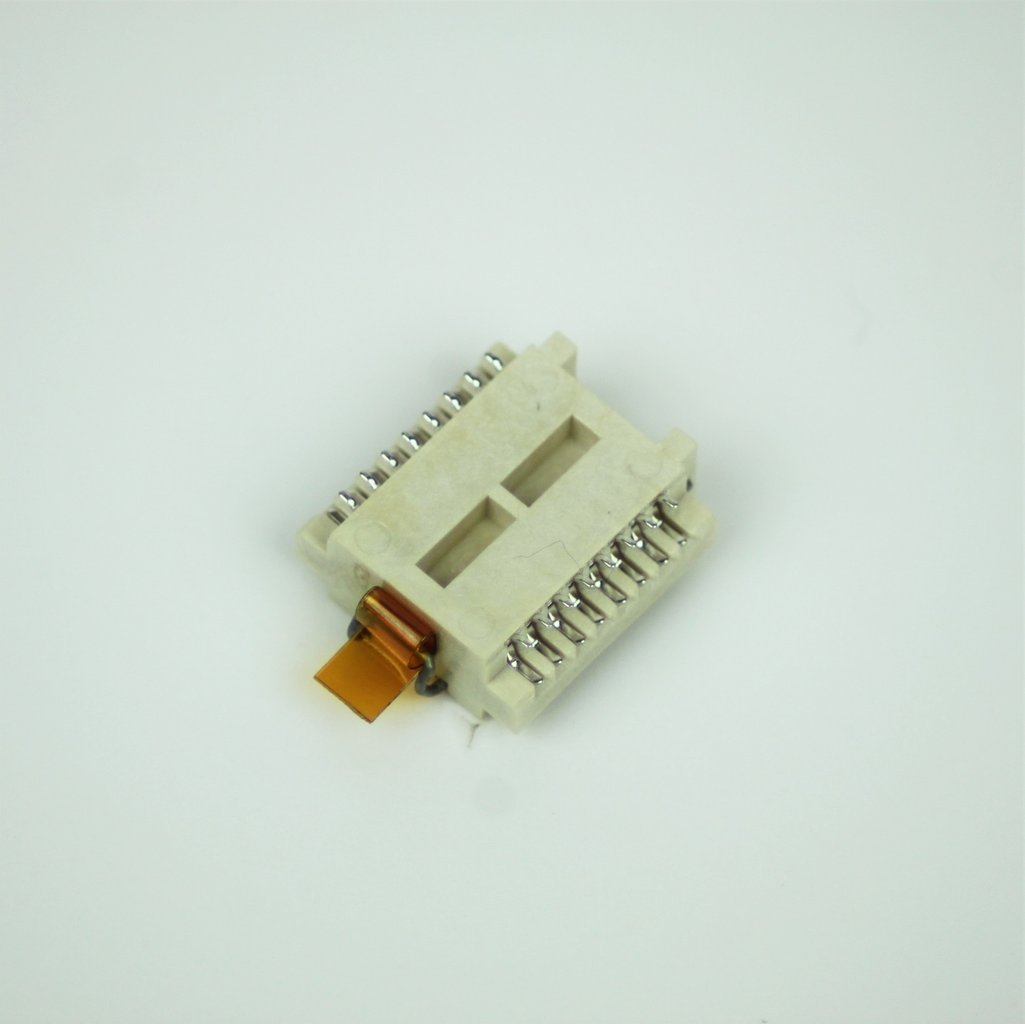 SOIC-16 Socket, SMD Type