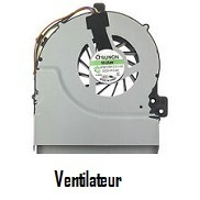 Ventilateur FAN ordinateur portable
