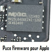 puce EFI firmware apple