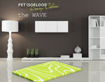 PET ISOFLOOR LimeWave