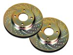 EBC Turbo Groove Brake Discs 450 und 452