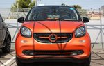 Frontgrilleinsatz SLS Fortwo+Forfour W453 MB