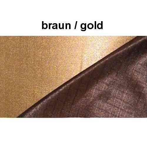 Gold/Braun (brown/gold)