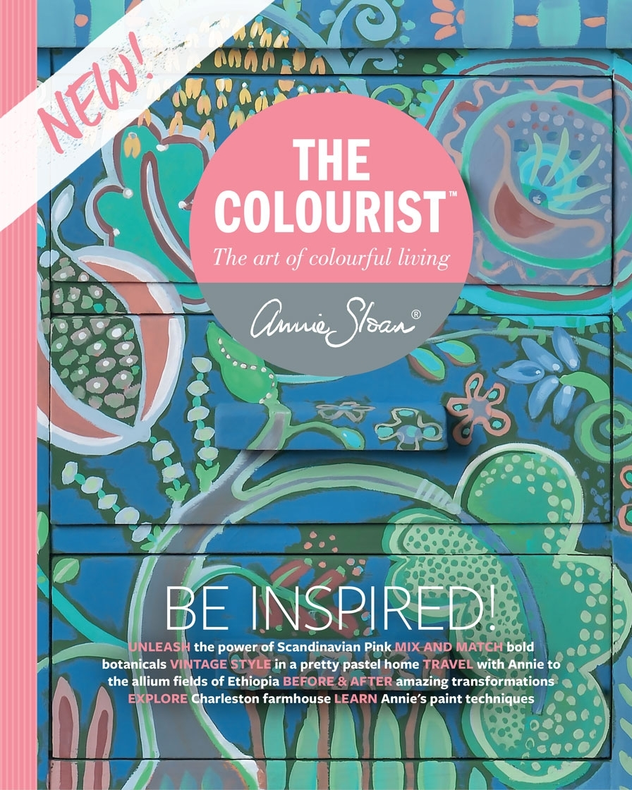 THE COLOURIST Annie Sloan Bookazine