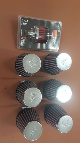 K&N Air filter 6 in 6 +1 Honda Valkyrie