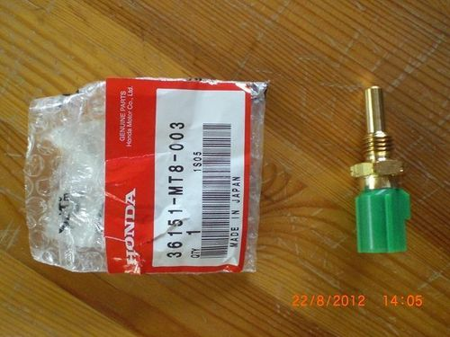 Sensor, water temperature Honda F6, 36151-MT8-003