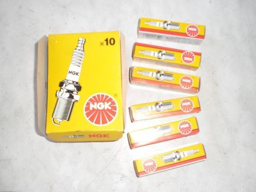 Spark plug set, 6 pcs, new