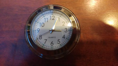 Handlebar clock, new