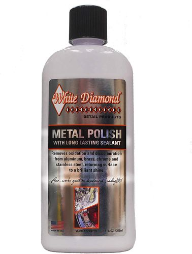 White Diamond Detail Products Metallpolitur