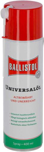 Ballistol Universalöl Spray, 400 ml