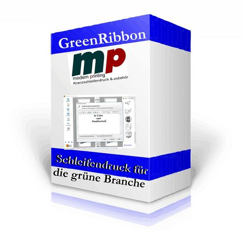 Software GreenRibbon 2 Vollversion