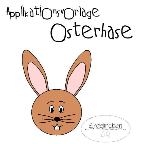 Applikationsvorlage Hase