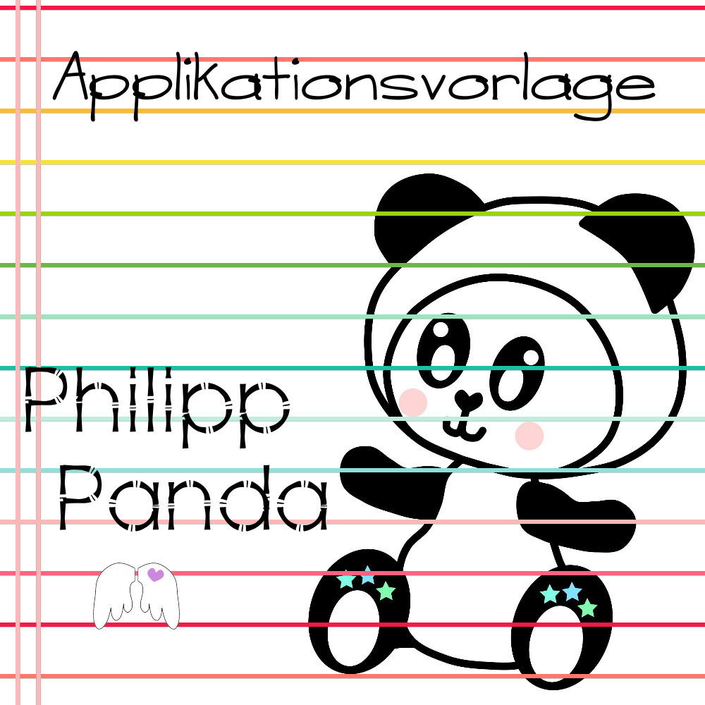 Philipp Panda Applikationsvorlage