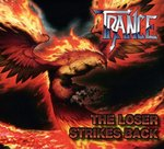 "TRANCE new CD ""The Loser Strikes Back"" plus T-Shirt"