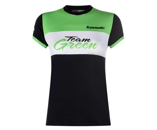 Kawasaki TEAM GREEN kurzarm T-Shirt