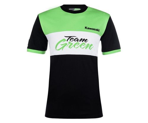 Kawasaki TEAM GREEN T-Shirt Herren
