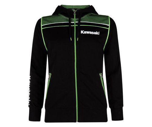 Kawasaki SPORTS HOODED Sweatshirt Damen