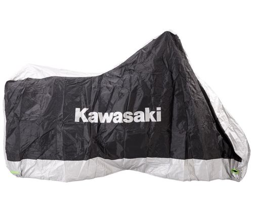 Kawasaki Bike Cover OUTDOOR Abdeckplane