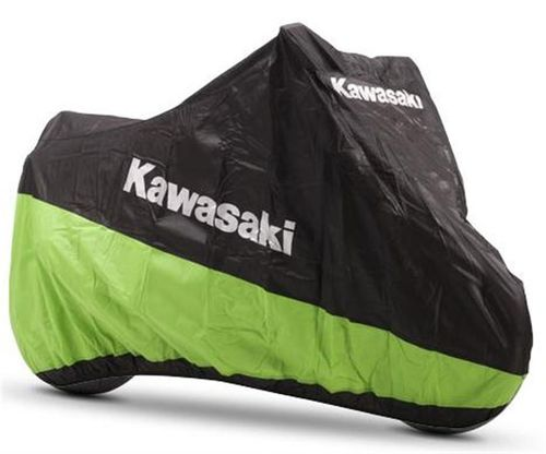 Kawasaki Bike Cover INDOOR Abdeckplane