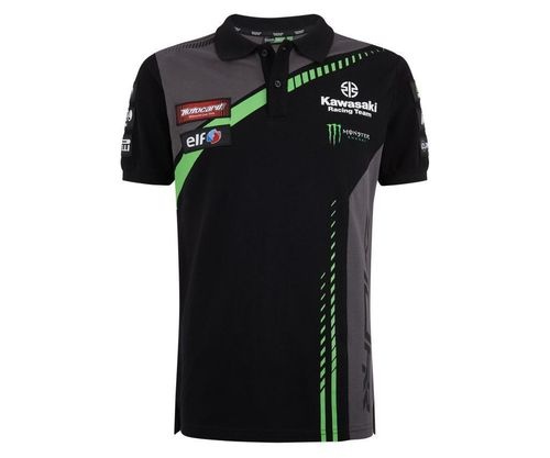 Kawasaki Polo Shirt REPLICA SBK KRT