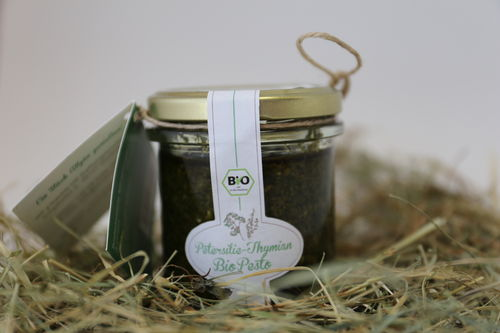 Petersilie-Thymian-Bio Pesto