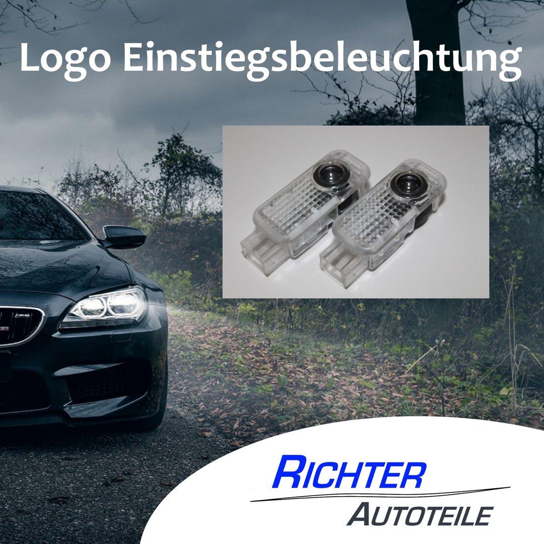Türbeleuchtung passend für Audi S Line zum austauschen Plug&Play