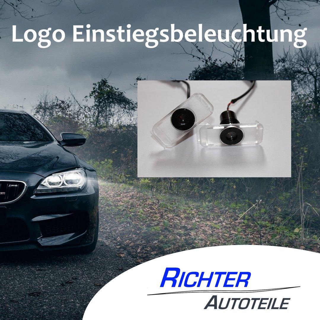 Türbeleuchtung passend für BMW M Power zum austauschen Plug&Play