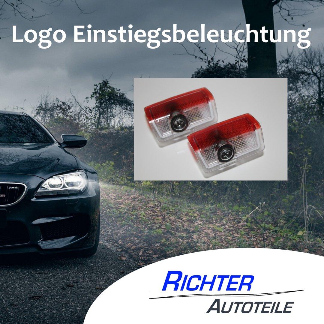 Türbeleuchtung passend für Mercedes zum austauschen Plug&Play