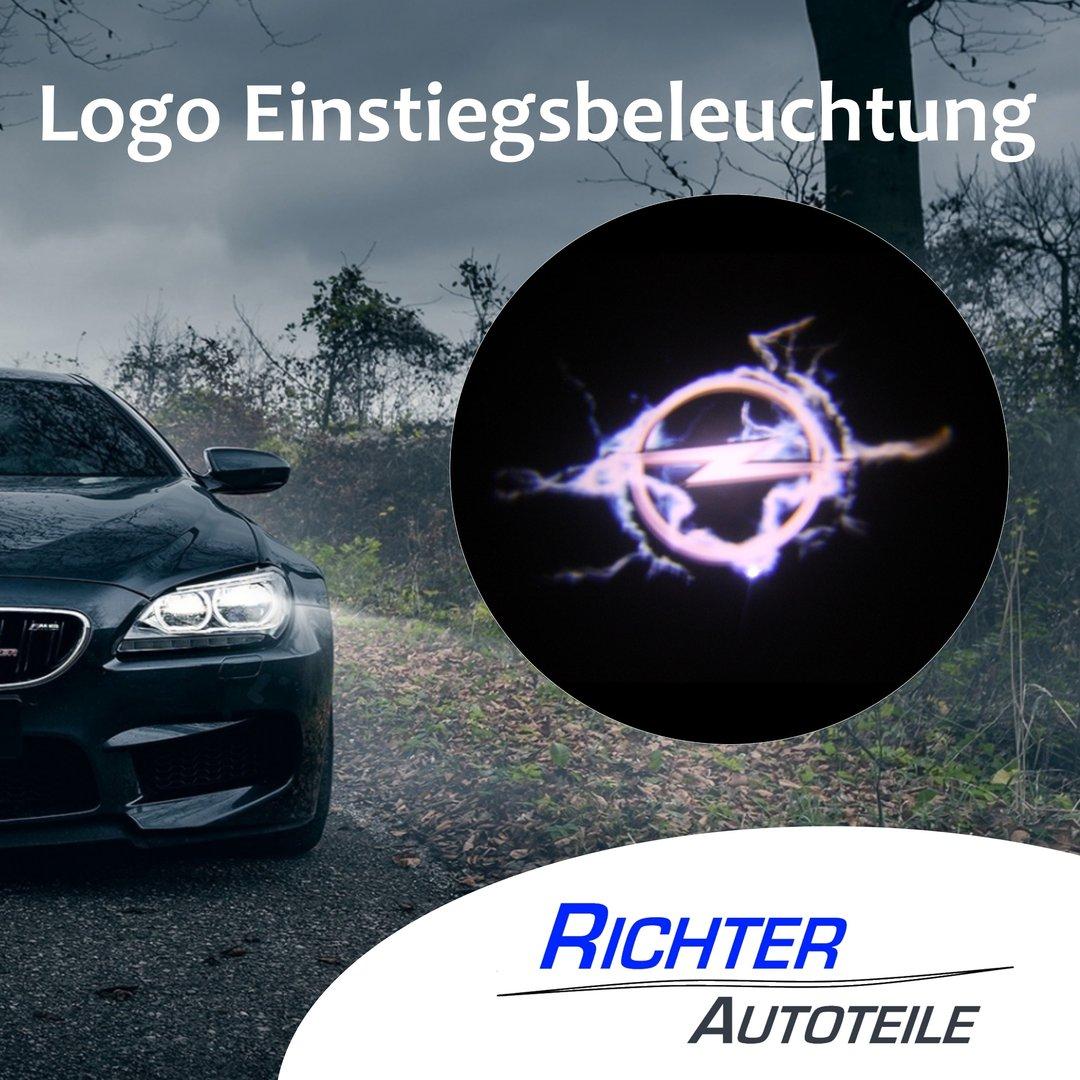 Türbeleuchtung passend für Opel Blitz