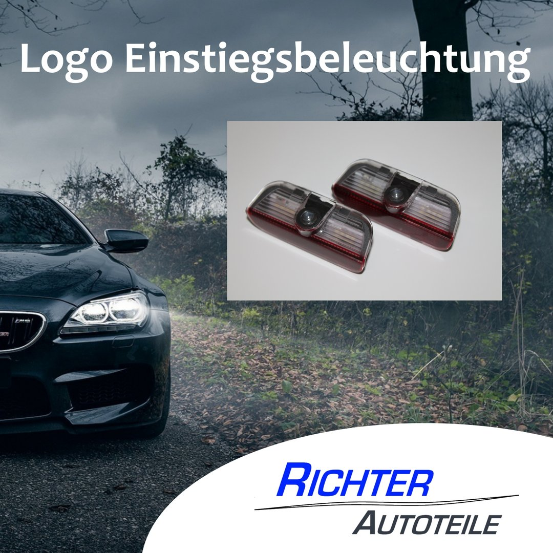 Türbeleuchtung passend für VW neue Modelle zum austauschen Plug&Play