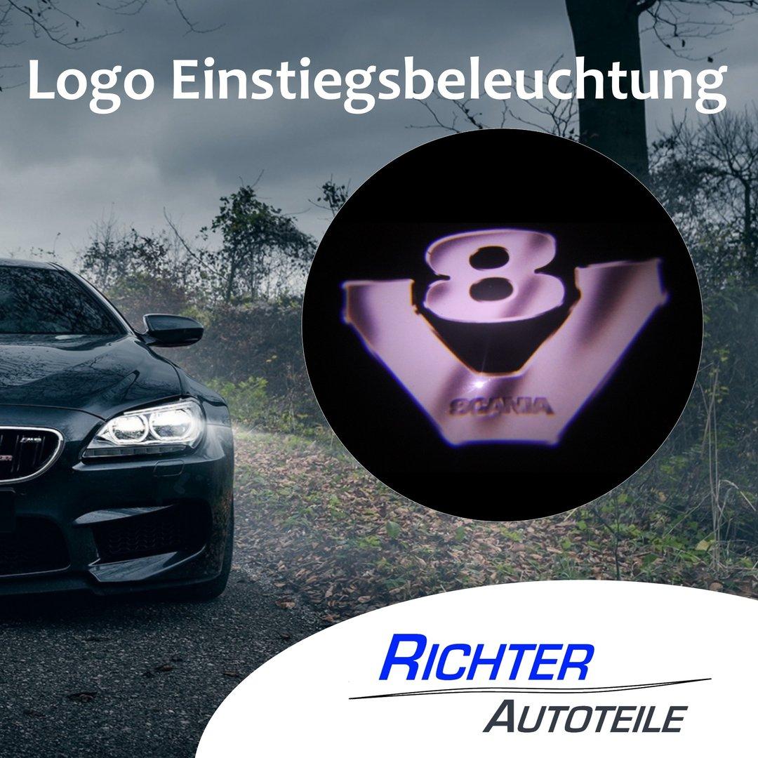 Türbeleuchtung passend für Scania V8 24V