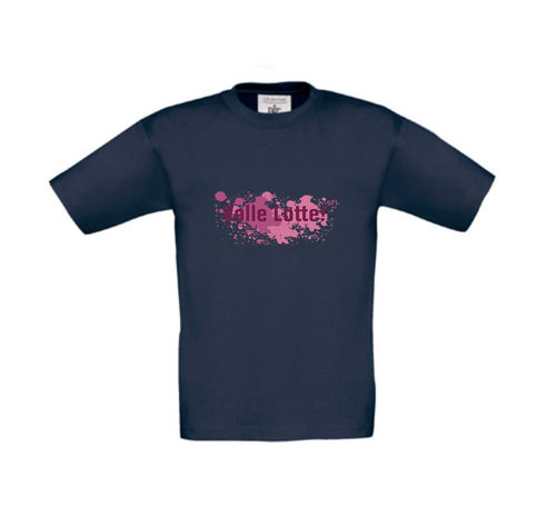 "T-Shirt ""Volle Lotte-pink"""