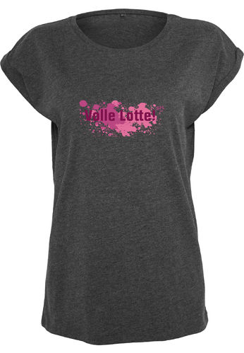 "Lady's-Tee ""Volle Lotte"""