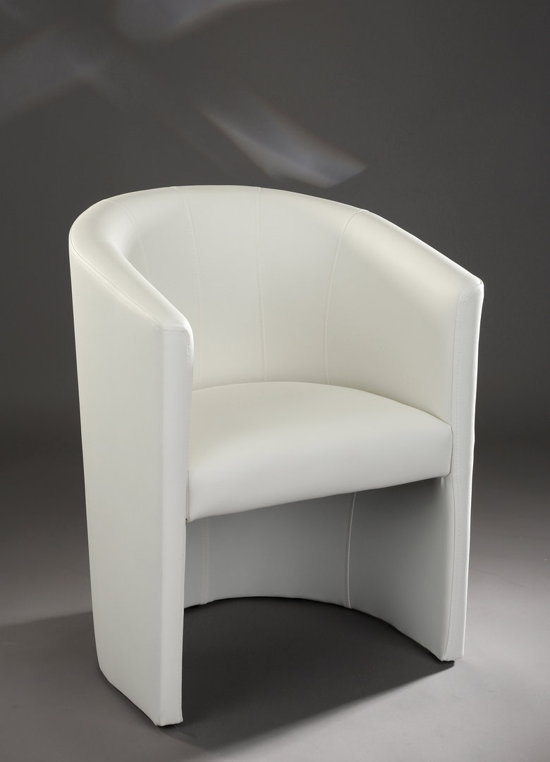 cocktailsessel clubsessel loungesessel praxismöbel weiss