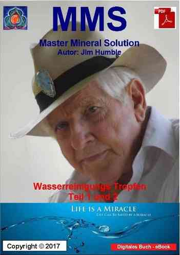 MMS eBook DVD-Cover Jim Humble Master Mineral Solution kaufen bestellen günstig