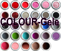 COLOUR GEL - Linie