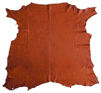 Reindeer leather - whole hide